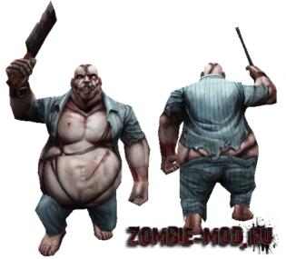 Большой зомби