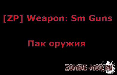 [ZP] Weapon: Sm Guns