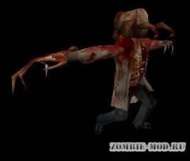 Zombie Headcrab