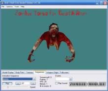 Zombie Torso Fix Death Anim