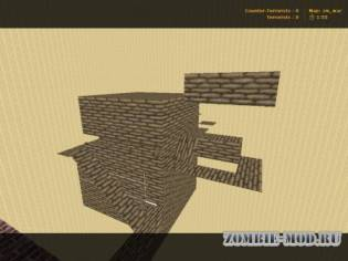 [КОНКУРС]zm_war map by UNDEAD,эт для конкурса