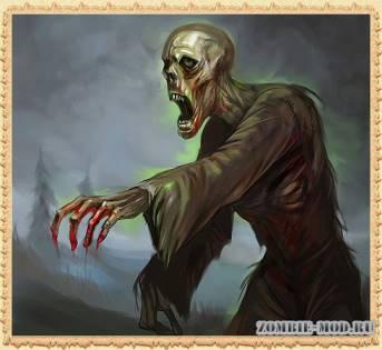 Готовая сборка зомби серва
