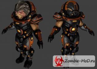 Grunt [alternative] [Mass Effect 2]