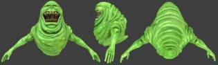 Slimer [Ghostbusters: The Video Game]