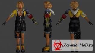 Tidus [Final Fantasy X]
