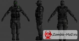Sam Fisher [Counter Strike:Source]
