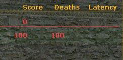 ScoreBoard - Health ' Armor