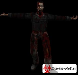 Zombie real2 reskin by LARS