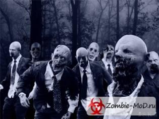 Server Zombie Plague 4.3 by xrin v1.1 [Зомби сервер] [Zombie server]