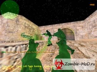 [ZP] Zombie Class: L4D TANK