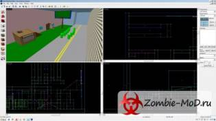 zm_simpsons_house map by PaMeH [Карта для зомби сервера]