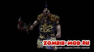 zombie_zetf models [Модель зомби из Counter-Strike Online]