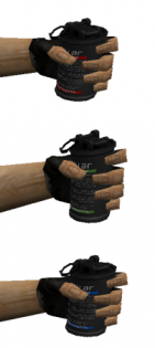 Grenades for zombie mod