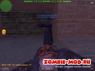 Zombie Plague 4.3 [CSO]