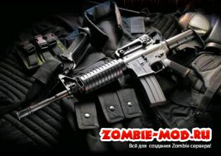 Extra Item: CSO Weapon's