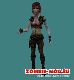 Lilith from Borderlands