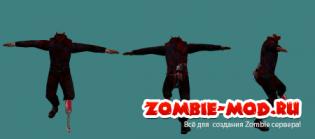 Без башенный зомби(No Head)