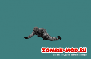 Zombie Arctic Новые Анимации