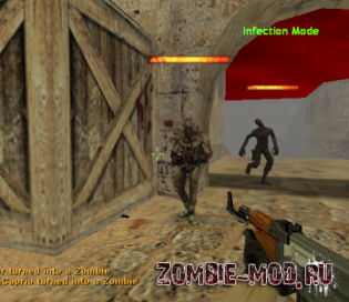 [ZP] Addon: Zombie Health Bar