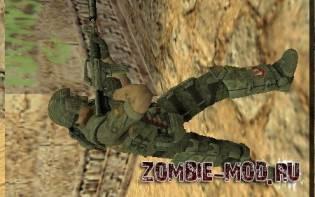 Модель морпеха из игры avp 2010