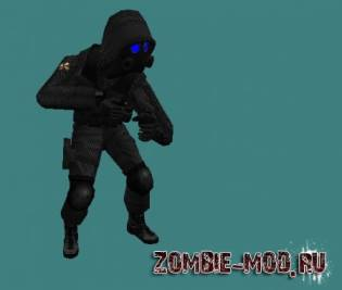 Vector (Umbrella Security Soilder U.S.S.) From Resident Evil: Operation Raccoon City