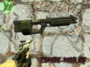 Модель оружия из Warhammer 40k