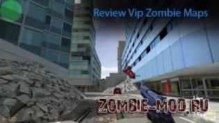 Обзор Vip Zombie Map
