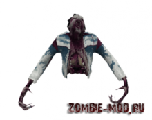 Frost Zombie v2 [Ретекстура]