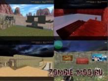 ZM_ZE_ Пак из 24-x карт