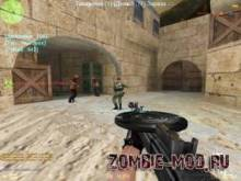 Zombie Plague 4.3 + New mods [CCCP] v7.0 by DUBRAVA
