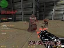 RESIDENT EVIL [ZP 4.3 + GunXP mod] by DUBRAVA