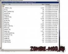 Admin Logs 1.2 исправлено