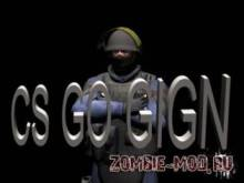 [CS GO] GIGN Team + Radio