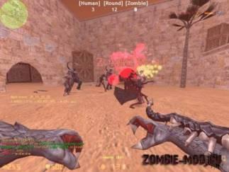 [CS MOD] Zombie: The Hero [Author: m4m3ts]
