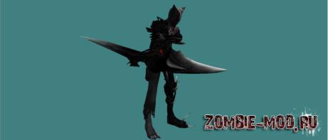 Prototype Blade Zоmbie