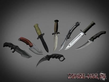 [CSGO] KNIFE PACK