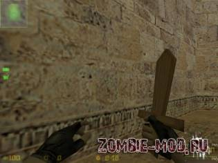 [Knife]Wooden-knife