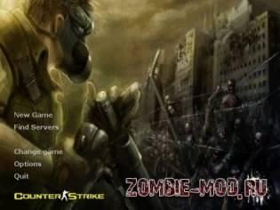 [BackGround]Soldier Gas Mask Survivor Zombies
